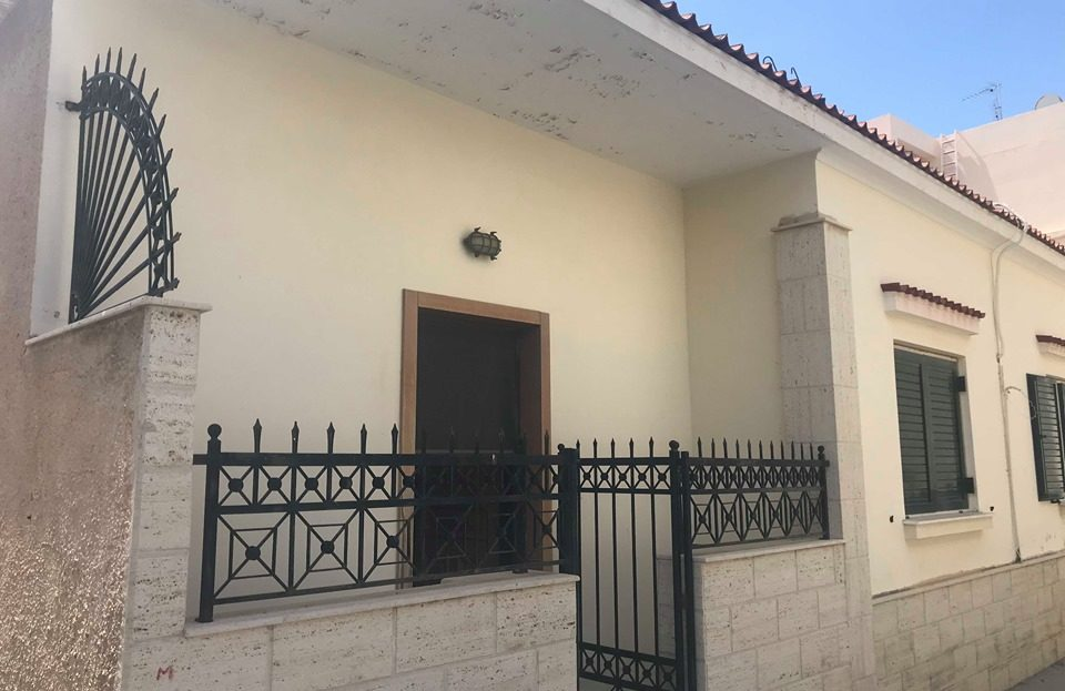 house for sale in Pothia, house for sale in Kalymnos island, big house