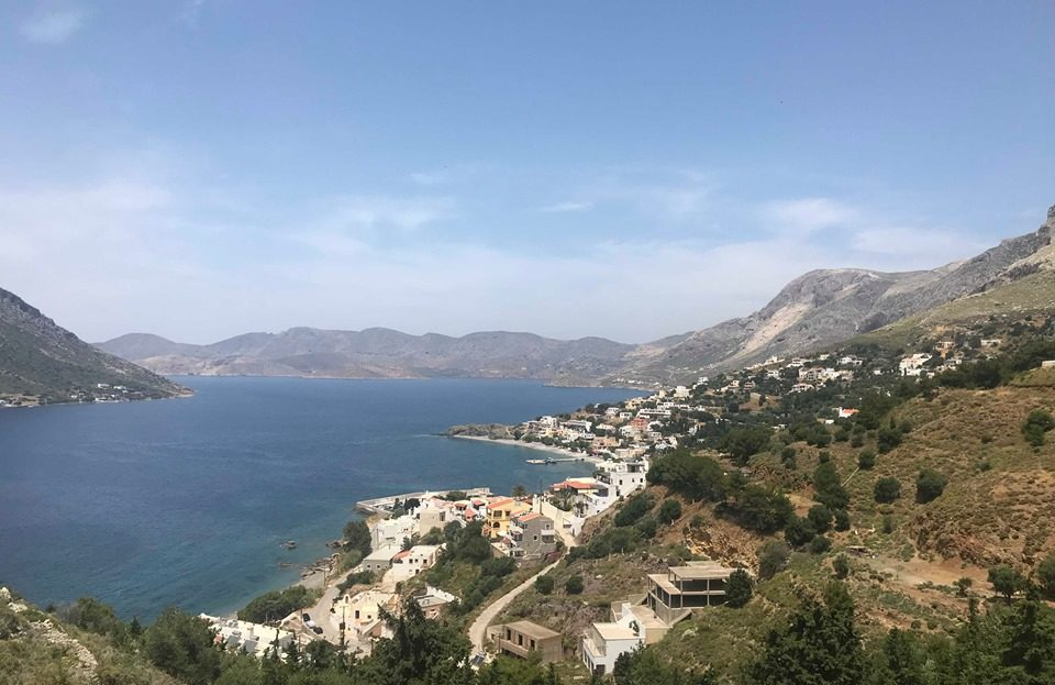 plot for sale in Kalymnos, house building