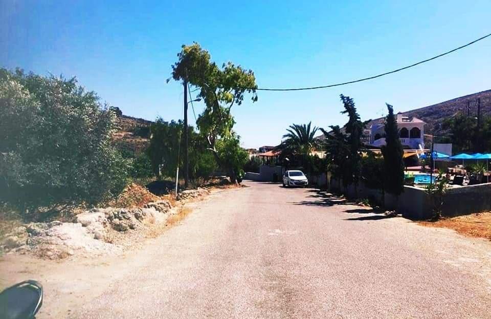 plot for sale in Kalymnos island